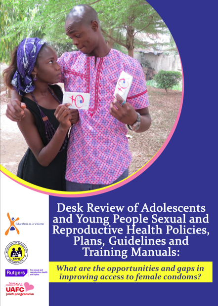 Desk Review of Adolescents and Young People
