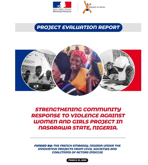 Strengthening Community Response to Violence against Women and Girls Project Evaluation Report